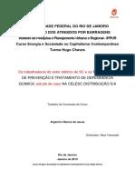 Tcc Curso Energia e Sociedade No Capitalismo Contemporâneo
