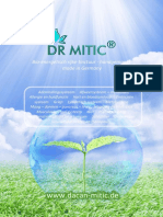DR MITIC Herbal drops store Product catalog NEDERLANDE