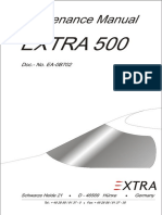 Extra 500 Maintenance Manual.pdf