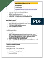 Guía Trabajos Prácticos 2018 nticx