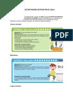 EJEMPLOS DE PAUSAS ACTIVAS EN EL AULA.docx