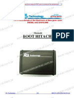Fgtech Boot Hitachi User Manual