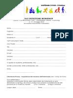 Iscrizione Privacy Responsabilità