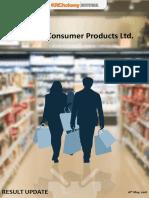 20180518 Godrej Consumer Products Limited 44 QuarterUpdate