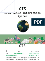 Gis - A geographic information system
