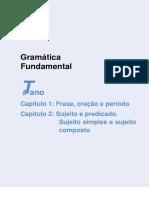 Livro-gramática Fundamental-7º Ano( Fragmento)