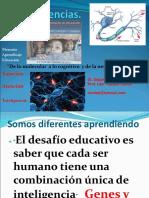 Neurociencia de Lo Molecular a Lo Cognitivo1