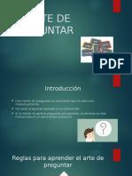 El Arte de Preguntar Diapositivas (2)