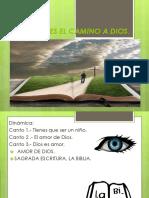 LA BIBLIA ES EL CAMINO A DIOS.pptx