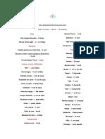 Lista de Substituiu00c7u00d5es - Dra. Raphaela Moreira