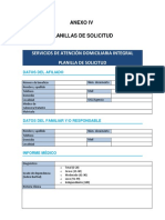 SERVICIOS DE ATENCIÓN DOMICILIARIA INTEGRAL