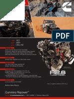 2017 Cummins Repower Profile Jeep UACJ6D