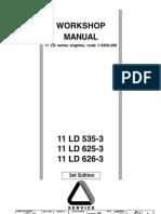 Lombardini 11ld626-3 Service Manual