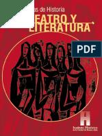 Teatro y Literatura en Argentina