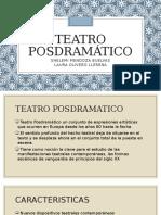 Teatro Posdramático