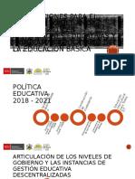 Orientaciones Para El Desarrollo Del Año Escolar 2019 (1) (1)