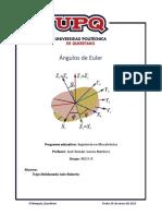 Angulo s de Euler