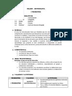 SILABO ORTOGRAFIA PRIMERO  - 2019.docx
