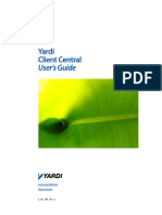 yardi Client Central User Guide