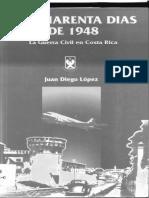 Los cuarenta dias de 1948 - Juan Diego Lopez.pdf