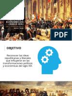 Cambios Políticos y Económicos, Siglo XIX