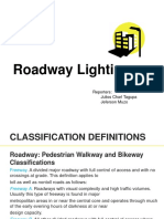 Roadway Lighting Report.pptx