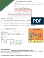 Ejercicios Matematicas 6º Primaria