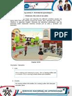4. Evidence Street Life