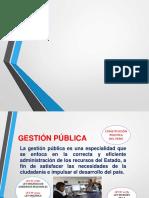 GESTION PUBLICA MODERNIZACIÓN DEL ESTADO AÑO 2019 PERU