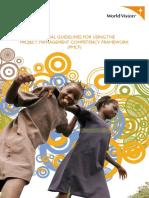Pm Competency Framework