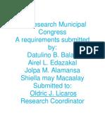 2nd Research Municipal Congress.docx