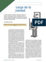 Gimeno, Hacerse Cargo de La Heterogeneidad(1)