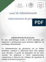 Taller de administración