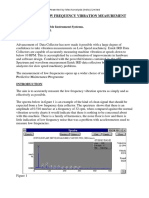 A Guide to Low Frequency Vibration Measurement Ird