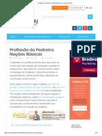 Profissão Do Pedreiro_ Noções Básicas _ ConstruFácil RJ