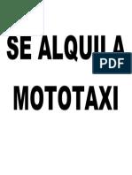 SE NECESITA CHOFER PARA MOTOTAXI.docx