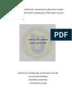 Aplicacion de Un Modelo de Gestion de Calidad Control Curricular