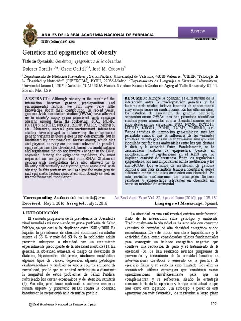 apoa2 obesidad y diabetes