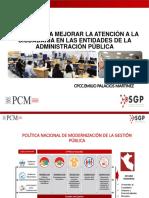 Manual Atencion al Ciudadano