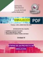 Reportes Simulación