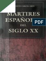 carcel, vicente - martires espanoles del siglo xx.pdf