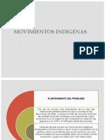 Movimientos indígenas