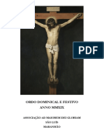 Ordo MMXIX - Higo Felipe
