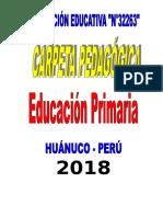 Carpeta Pedagogica- Vilma