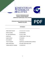 TUGASAN 3 - PORTFOLIO LAPORAN KERJA KURSUS.docx