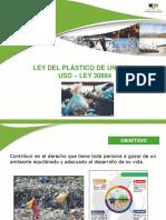 2. Ley Del Plástico