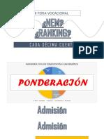 ¿Qué es el Nem y el Ranking?