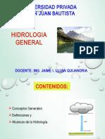 SEMANA 1 S1  HIDROLOGIA CONCEPTOS G..._20190312184308.pptx
