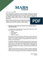 MARS INCORPORATED TAREA GRUPAL GRUPO 2.docx