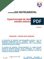 7. Espectroscopía de Absorción y Emisión Atómica
